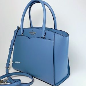 Kate Spade Frannie medium Satchel Bag New